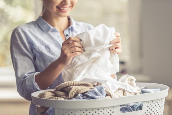 妊娠線衣類清潔