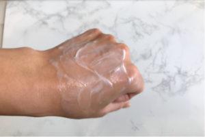 ナチュラルマーククリーム使用感3