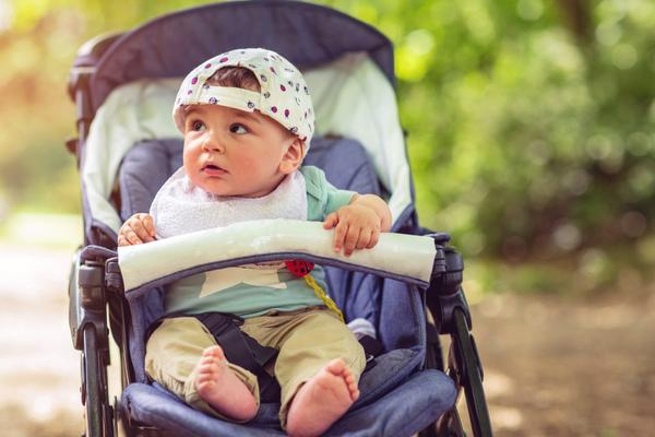 ベビーカー暑さ赤ちゃん熱中症対策